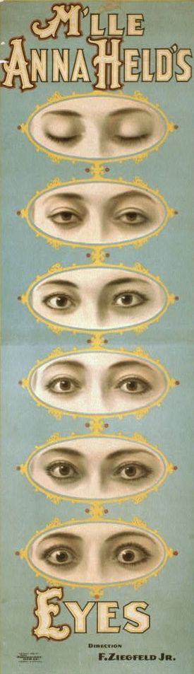 Vintage ephemera illustration. Images of various eyes. DIY crafting collages & mixed media art, gift tags or cards.