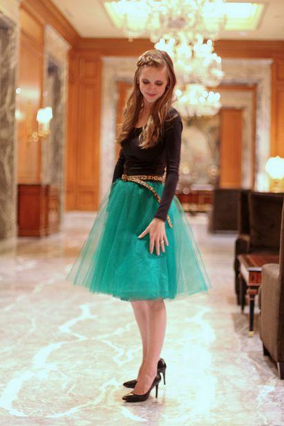 Нарядное платье крючком + юбка из фатина. Обсуждение на LiveInternet - Российский Сервис Онлайн-Дневников