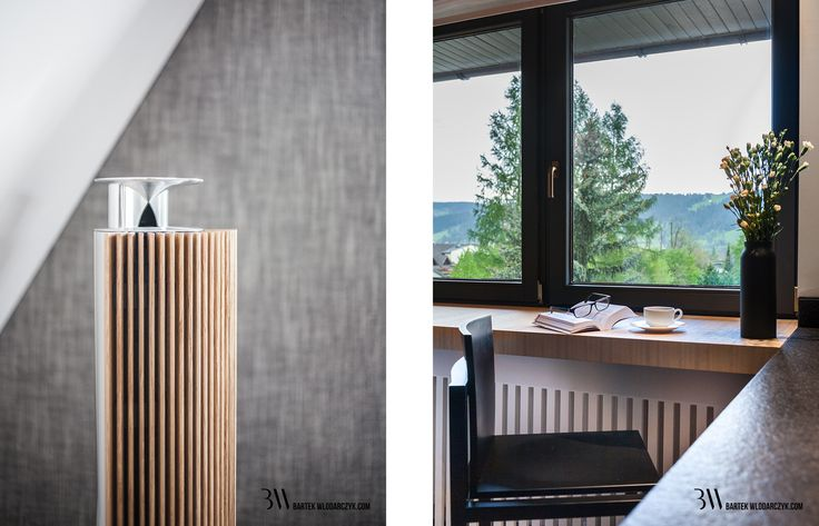 Projekt wnętrza domu z użyciem kolumn Beolab oraz innych sprzętów Bang & Olufsen. www.bartekwlodarczyk.com