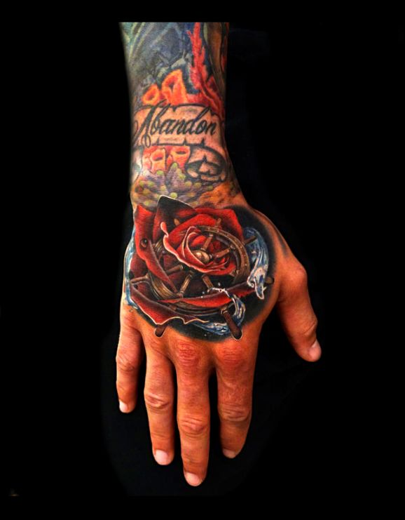Rose Tattoos: Traditional To Modern