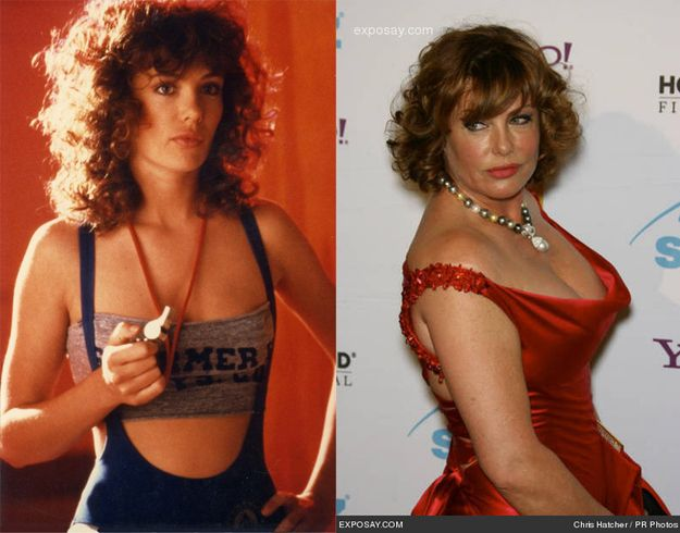 "Lisa (Kelly Lebrock) from ""Weird Science"": 