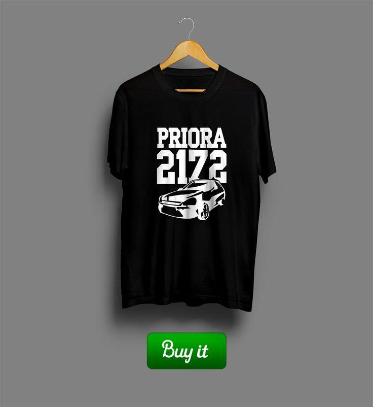Priora 2172  | #2172 #priora #приора #Lada #Sedan #лада #седан #футболка #tshirt #ВАЗ #авто #машина #car #old #classic #классика