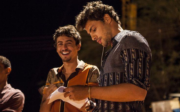 Jesuita Barbosa e Caua Reymond se preparam para gravar | #AmoresRoubados TV Globo
