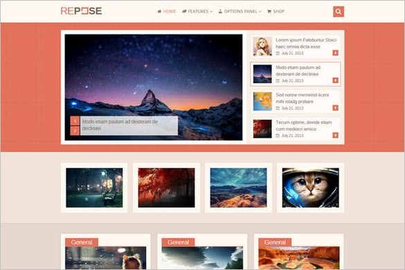 Repose is a elegant WooCommerce WordPress Theme from MyThemeShop.