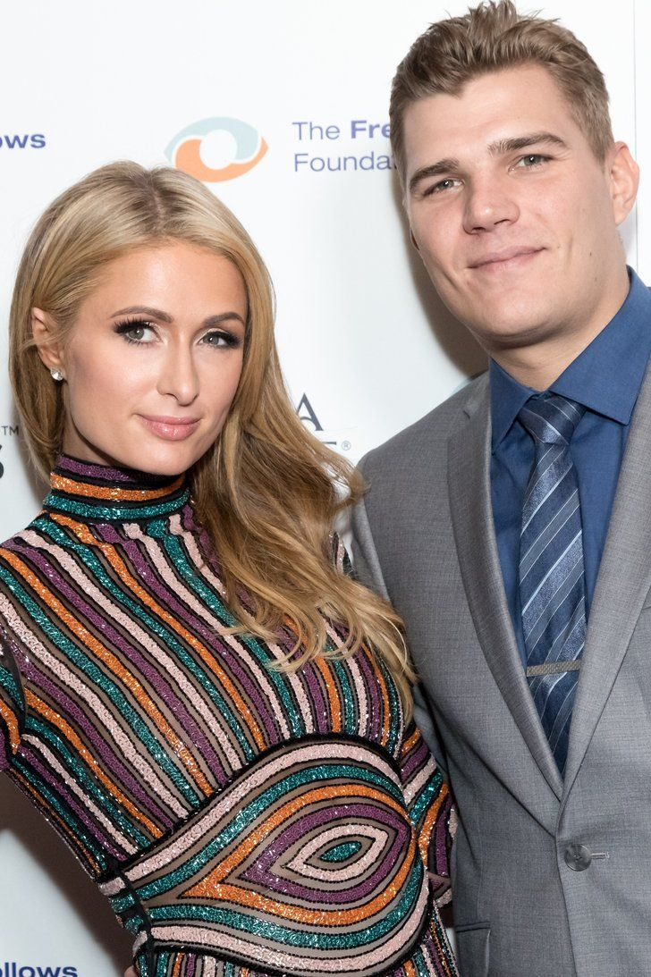 7 Things You Need to Know About Paris Hilton's Fiancé, Chris Zylka