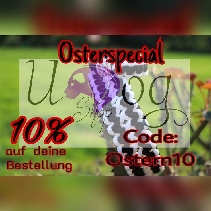 www.u-Dog.de/Shop 🐶 Osterspecial 🐥🐣sichere dir jetzt 10% auf deinen gesamten Einkauf mit dem Code Ostern10 😍😍 #Rabatt #Gutschein #Gutscheincode #rabattcode #hund🐶 #hunde #udogshop #udogspa #hundeerziehung #udog #udogtraining #hundetraining