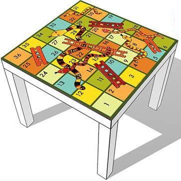 Furniture sticker SNAKE by Sticky!!!