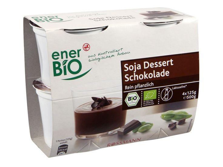 enerBio Szója desszert csokoládé - 500 g a Rossmann Webáruházban
