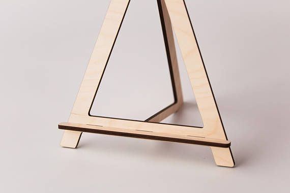 Table Display Stand, Tabletop Easel, Tabletop Stand, Counter top