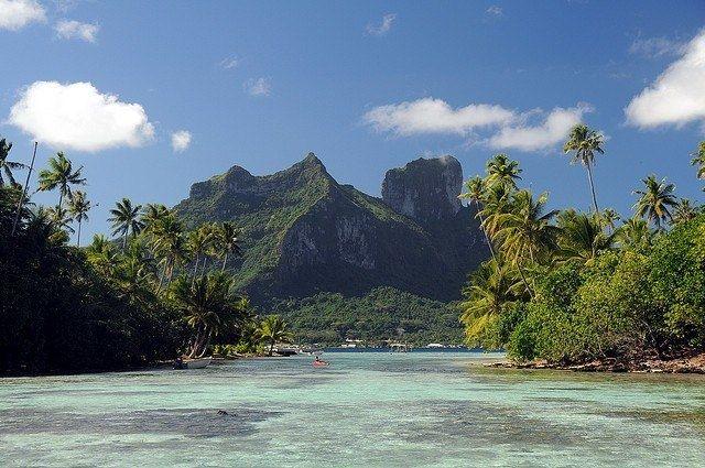 Остров Бора-Бора, Французская Полинезия - Путешествуем вместе