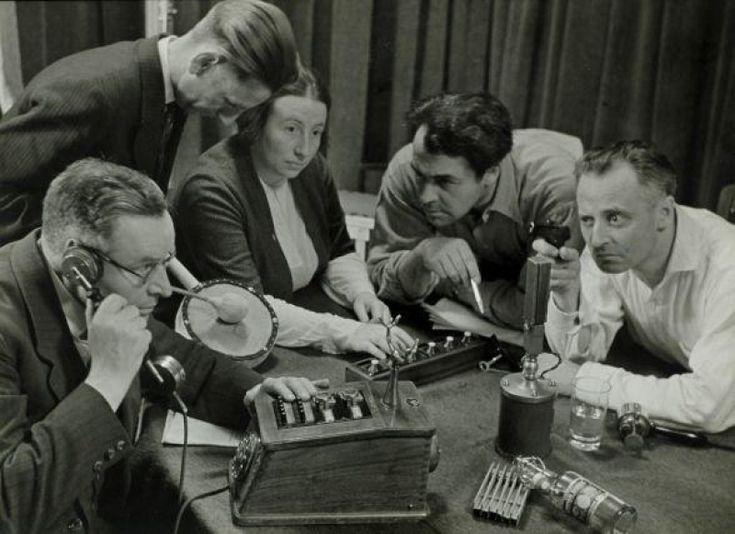 hoorspel 1949