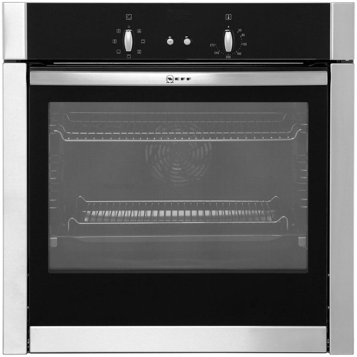 NEFF Slide&Hide B44M43N5GB Built In Electric Single Oven - Stainless Steel - A Rated