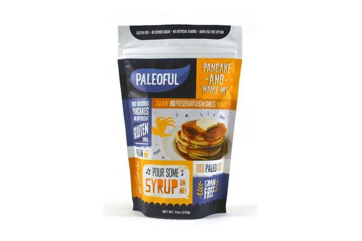 Waffle and Pancake Mix by Paleoful