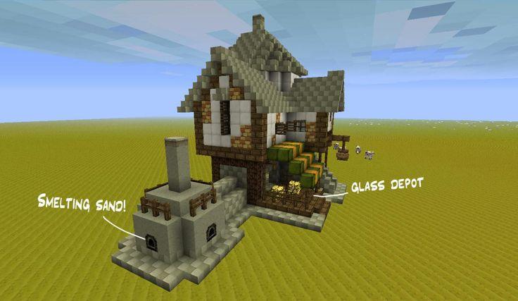 minecraft medieval buildings   Medieval Buildings rpg style