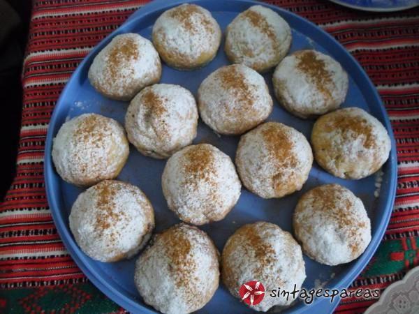 Vegan milopitakia #cooklikegreeks #vegan #apple-filledcookies