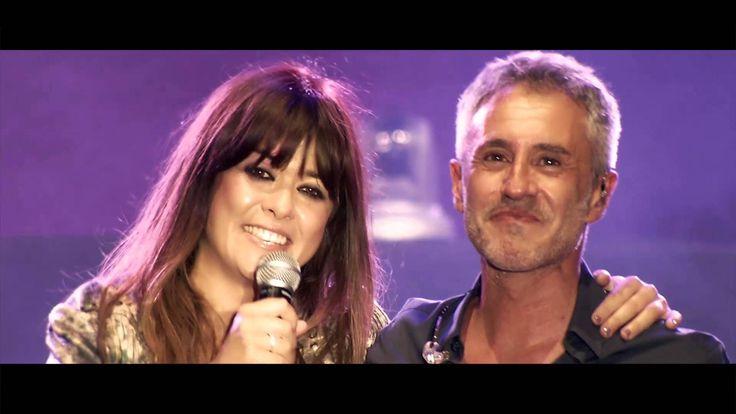 Vanesa Martín con Sergio Dalma - Si pasa o no (Directo) - YouTube