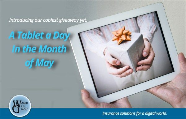 win a tablet