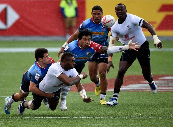 USA Men's Rugby Sevens:    Any kind of medal for Team USA in men's rugby sevens would be a huge upset. The sport is in its competitive infancy in the States, but the U.S. squad still has a chance to medal.     .  -  Underdogs to watch in Rio