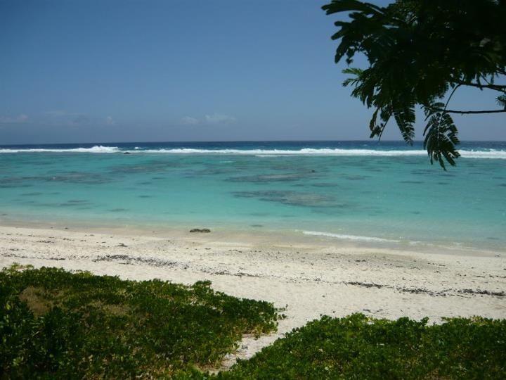 Rarotonga - beautiful :)