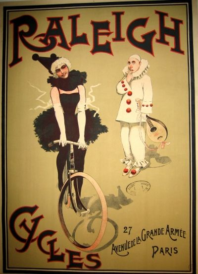1900 C RALEIGH