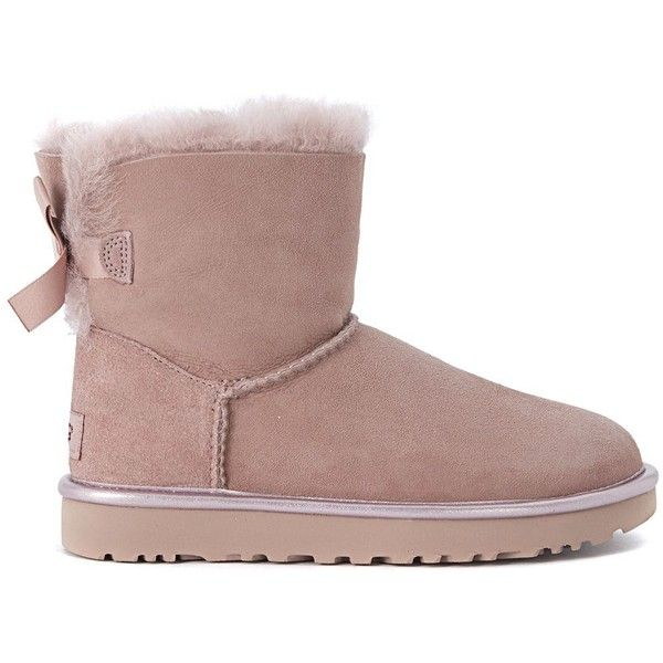ugg boots rosa schleife
