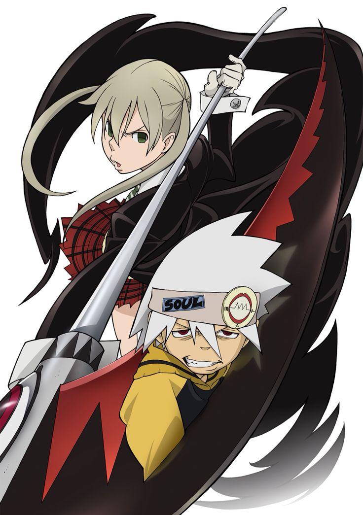 Maka X Soul. Anime, Soul eater, Anima