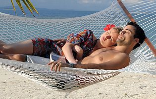 Treasure Island - looks relaxing