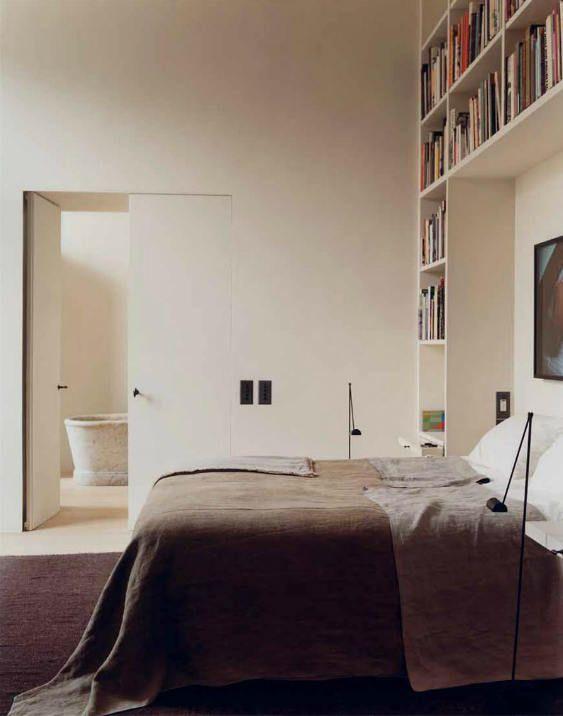 22/12/11Bookshelves, Vincent Vans, Bedrooms Storage, Murphy Beds, Book Shelves, Master Bedrooms, Bedside Tables, Bedrooms Bookcas, Vans Duysen