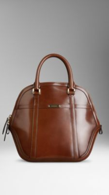 The Medium Orchard in Bridle Leather
