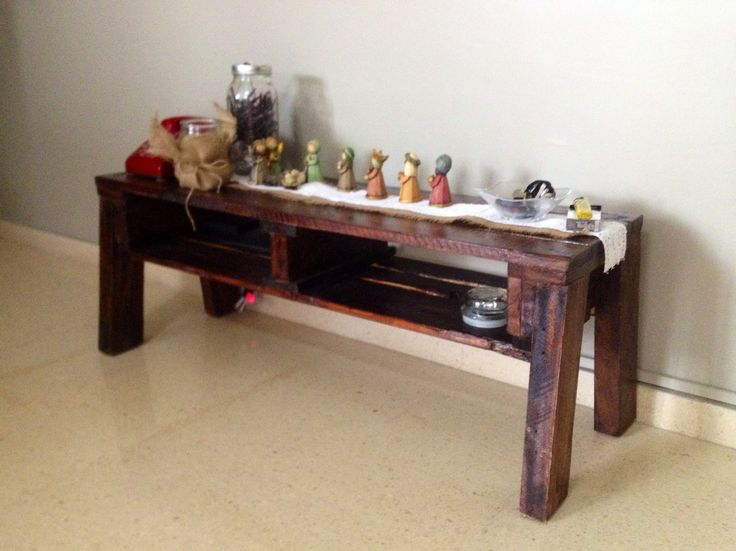 Custom Pallet Furniture For Sale In Panama City