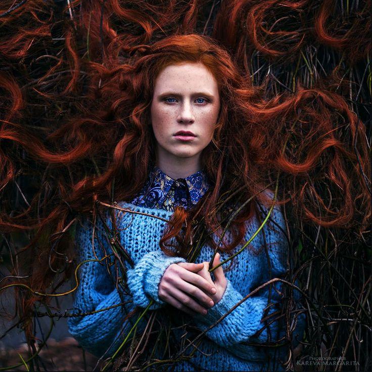 Russian Photographer Margarita Kareva