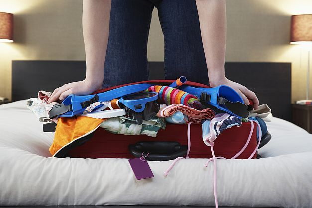 Do you put any of these in your suitcase?