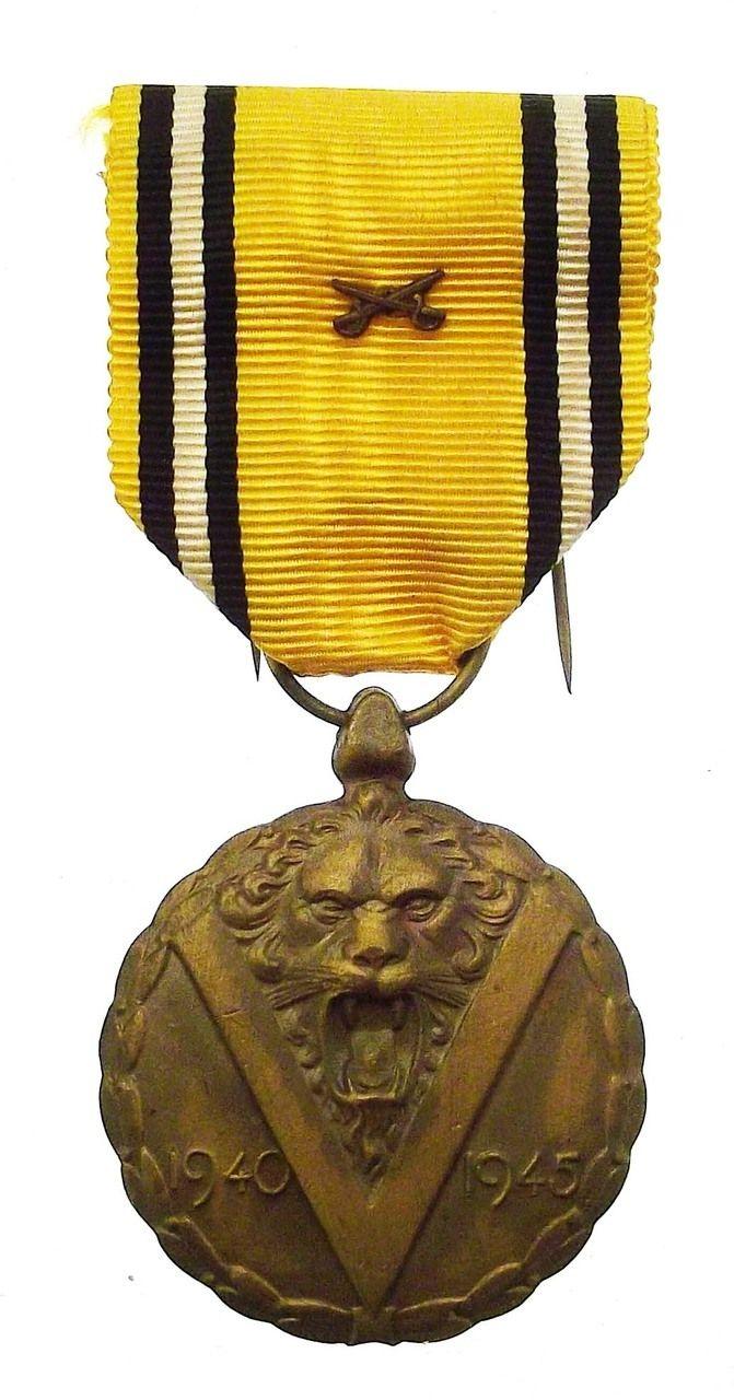 Belgium World War Two Campaign Medal Britannia Military