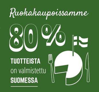 Osuuskaupassa asioidessasi tuet suomalaista työtä ja tuotantoa. #omistaja #osuuskauppa #setukortti  #on #omistajankäyntikortti #sryhmä