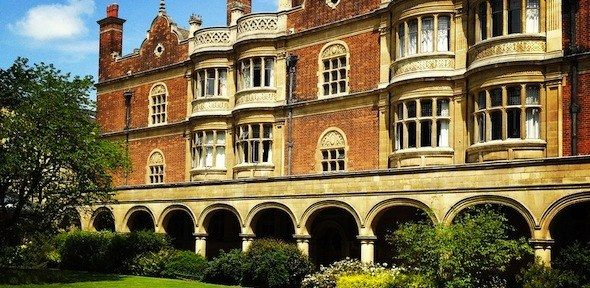 Sidney Sussex College - Faculty of Divinity