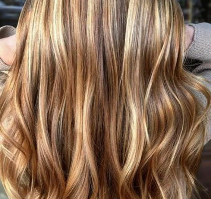 Balayage Blond Miel Et Caramel Cheveux Naturels 2019 Cheveux Cheveux Naturels Blond Miel