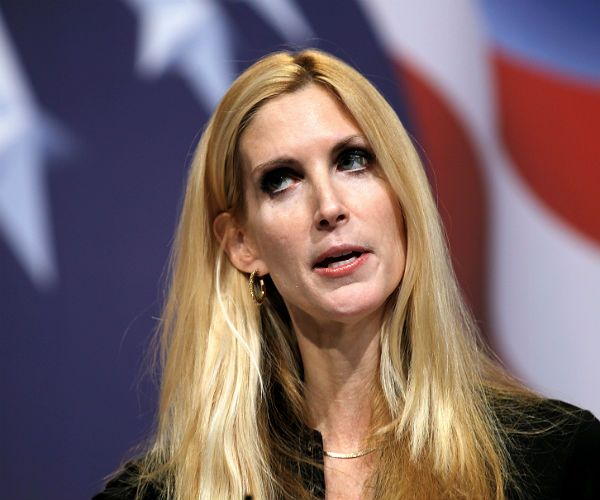 07-26-2017   NYT: Ann Coulter Visits Trump, Urges Him to Focus on Base