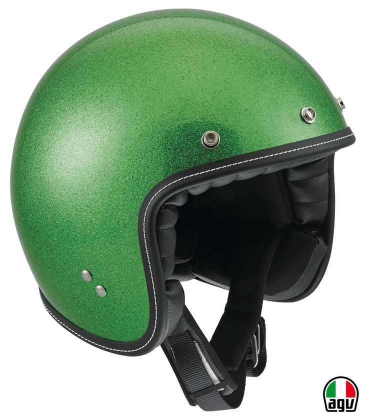 AGV RP60 - Metal Flake Green