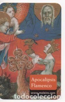 CALENDARIO 2005 APOCALIPSIS FLAMENCO (MOLEIRO EDITOR) 8,50X5,50 CMS.