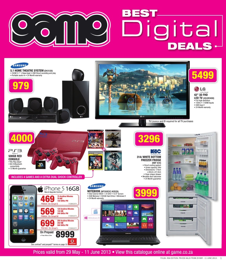 Loads of shopping promotions at www.sacatalogues.co.za