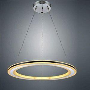 Led Pendelleuchte Modern Ring Design