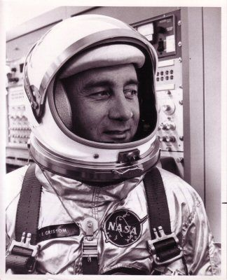 Virgil I (Gus) Grissom | Space and Space Travel | Pinterest
