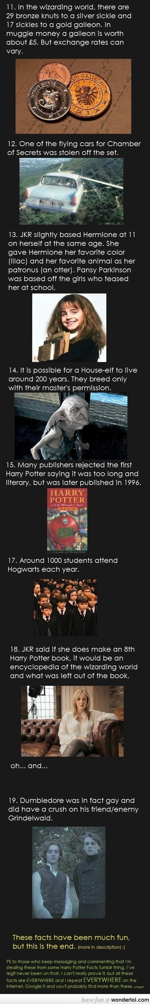 Best Harry Potter Fun Facts Images On Pinterest Harry Potter - 18 amazing facts you probably didnt know about google