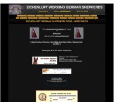 thumbnail of Eichenluft German Shepherd Dogs