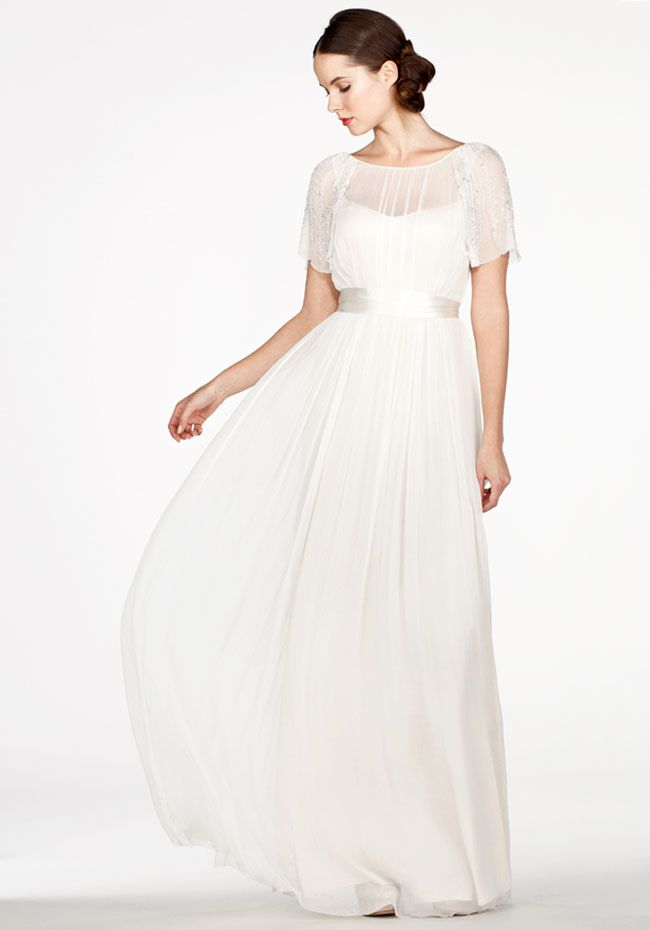 2014 Saja Wedding Dress