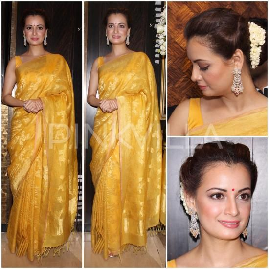 dia mirza dia mirza style best in bollywood