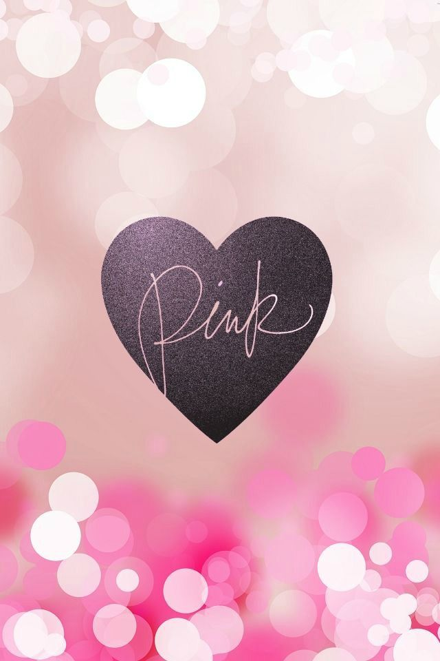 Victoria 39 s secret pink phone wallpaper i made feel free - Pink wallpaper for phone ...