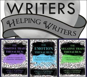 Writers Helping Writer Descriptive Thesaurus Collection -  I have the Emotion Thesaurus sitting by my writing desk and I use it ALL the time. Super helpful, invaluable resource!
