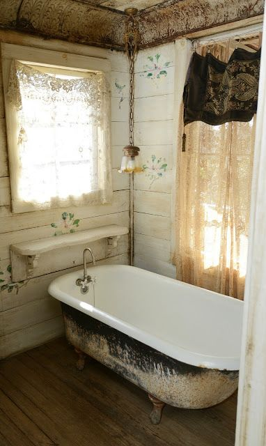 17 best images about magnolia pearl on pinterest spring for Ranch bathroom ideas