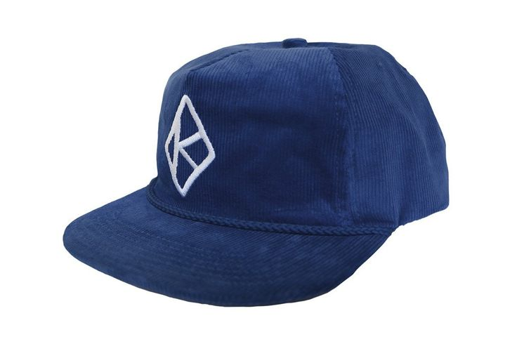 KROOKED DIAMOND K SNAPBACK ROYAL